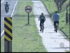Ciclovias planejadas auxiliam moradores - Vias ajudam a 'desafogar' o trânsito.