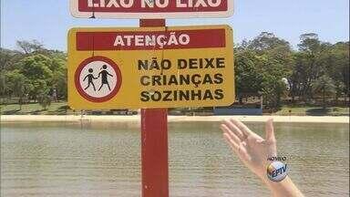 Calor faz aumentar número de afogamentos na região - No último final de semana duas pessoas morreram afogadas.Domingo um homem de 28 anos se afogou em uma represa na estrada que liga Araras a Conchal.Em Araraquara um homem de 40 anos também morreu afogado na represa do Parque Pinheirinho.