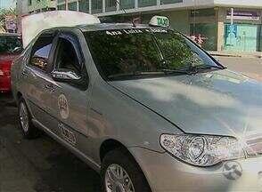 Prazo para padronização de táxis é prorrogado em Caruaru - Segundo dados da Destra, mais de 50% dos taxistas não realizaram o procedimento.