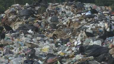Aterro sanitário de Porto Velho ainda não é utilizado - Falta licença para que local comece a funcionar.