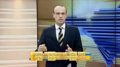 Renato Igor comenta os cortes de gastos no Réveillon e Carnaval em Florianópolis - Renato Igor comenta os cortes de gastos no Réveillon e Carnaval em Florianópolis
