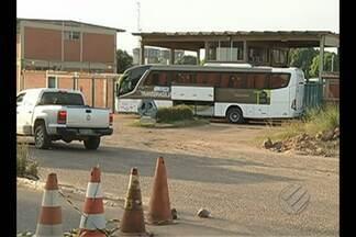 Rodoviários de empresa entram em greve em Marabá - Mais de 10 mil passageiros estão sem viagens intermunicipais e interestaduais.