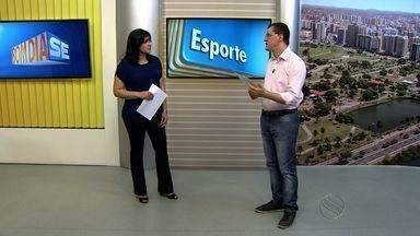 Confira os destaques do esporte em Sergipe - Confira os destaques do esporte em Sergipe.