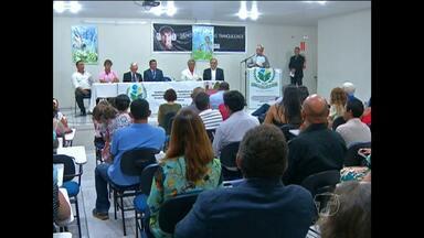 Alas realiza Sessão da Saudade em homenagem a ex-acadêmicos em Santarém - Evento foi realizado na quinta-feira (24) e homenageou os ex-acadêmicos Éfrem de Jesus Neves Galvão e Nicolino Castro Campos.