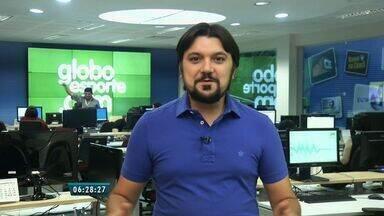 Confira os destaques do Globo Esporte.com desta sexta-feira - Saiba mais em globoesporte.com/ce.