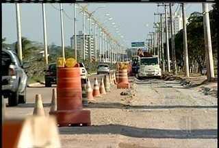 Trânsito em Macaé, RJ, tem alterações por conta de obras e vias são interditadas - Motoristas devem ter atenção.