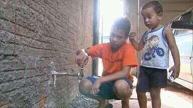 Falta de água atinge 8 mil pessoas em Jaboticabal, SP - Segundo Prefeitura, problema só deve ser resolvido em 40 dias.