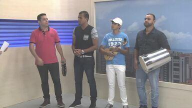 Samba Alagoas começa no sábado em Maceió - Terceira edição do evento trará atrações locais e regionais.