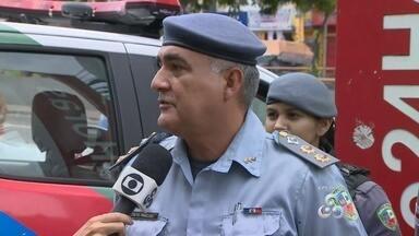 PM deflagra operação em bairros de Manaus - Objetivo é aumentar sensação de segurança.