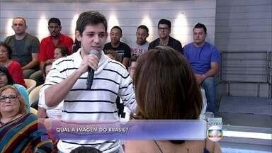 Qual imagem do Brasil? - Expedito mora na Espanha e conta a visão que estrangeiros têm do Brasil