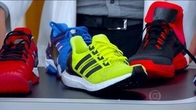 Calçados adequados para a prática de esportes protegem os joelhos - O médico do esporte Gustavo Magglioca explica que é preciso fortalecer todos os músculos das pernas e dos quadris para proteger os joelhos.