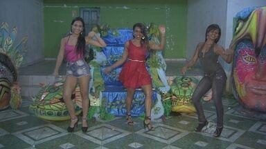 Escola de samba Solidariedade faz concurso para eleger nova rainha de bateria - Um concurso vai escolher a rainha de bateria da escola de samba império da solidariedade. A agremiação foi a campeão do grupo de acesso e em 2016 desfila no grupo especial.