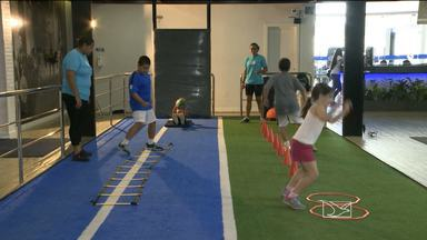 Repórter Mirante mostra como incentivar crianças a terem vida mais saudável - Repórter Mirante mostra como incentivar crianças a terem vida mais saudável