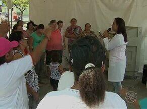 Campanha de combate ao câncer é promovida pela TV Asa Branca - Dois mil e trezentos atendimentos já foram realizados.