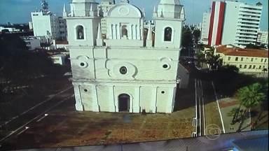 Telão do Domingão homenageia a capital do Piauí - Conheça mais imagens de Teresina