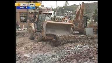 Revitalização da região central de São Joaquim começa a sair do papel - Revitalização da região central de São Joaquim começa a sair do papel