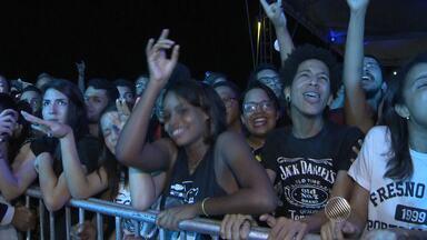 Grandes nomes do rock nacional se apresentam no 'Rock Concha', em Salvador - Veja como foi a festa.