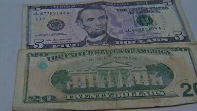 Qual a influência do dólar no nosso cotidiano. O tema será discutido hoje em Sinop - Qual a influência do dólar no nosso cotidiano. O tema será discutido hoje em Sinop