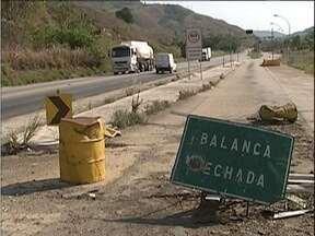 Ministério Público Federal quer reativação do posto de fiscalização na BR-381 em Jaguaraçu - Posto é o único de pesagem em um raio de 300 km da rodovia.