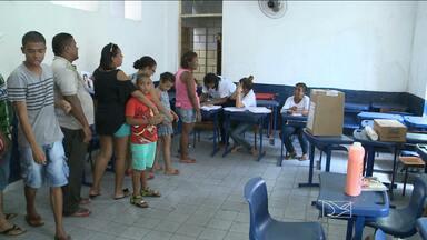 São Luís sedia eleições dos novos conselheiros tutelares - A apuração só foi encerrada na manhã desta segunda-feira (5).