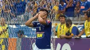 No Mineirão, Cruzeiro e Grêmio ficaram no 0 a 0 - O Cruzeiro está na 13ª posição do Brasileirão. O Grêmio, ainda em terceiro, se distanciou um pouco mais dos líderes