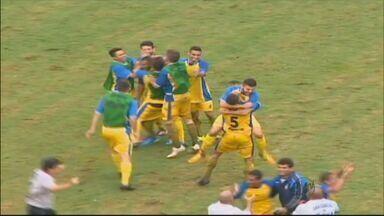 São Carlos vence o Grêmio e volta para a Série A3 do Paulista - Com a vitória sobre o Grêmio o acesso ocorreu com três rodadas de antecedência.