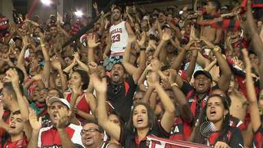 Em jogo polêmico, Vitória vence o Bahia na Arena Fonte Nova por 3 x 1 - Grande clássico do futebol baiano foi marcado por momentos tensos e de emoção.