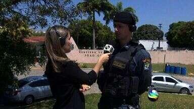 Prisão de suspeito de homicídios conhecido como 'Adrianinho' é detalhada - Prisão de suspeito de homicídios conhecido como 'Adrianinho' é detalhada.