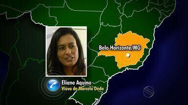 Eliane Aquino comparece ao velório de José Eduardo Dutra - Eliane Aquino comparece ao velório de José Eduardo Dutra.