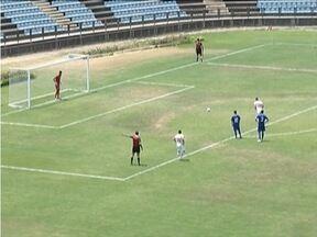 Em casa, Novo Esporte perde para o Valério - Partida é válida pelo hexagonal final da Terceira Divisão do Campeonato Mineiro.