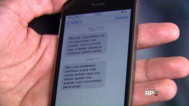 Polícia identifica celular de onde foram enviadas ameaças aos vereadores - Os vereadores ameaçados fazem parte da CPI do Cisop.