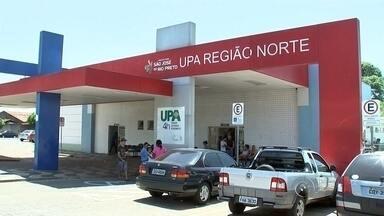 Mototaxista é preso por danificar Upa em São José do Rio Preto, SP - Um mototaxista, de 54 anos, foi preso depois de quebrar uma pia e uma porta da Unidade de Pronto Atendimento (Upa) Norte, no Jardim Antunes, em São José do Rio Preto na madrugada desta terça-feira (6).