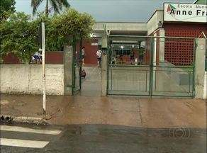 Professores da rede municipal de ensino de Palmas entram em greve nesta quarta-feira (7) - Professores da rede municipal de ensino de Palmas entram em greve nesta quarta-feira (7)