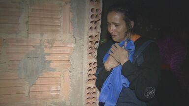 Bebê de dois meses que foi morto pela mãe é enterrado em Cosmópolis, SP - Conselho Tutelar disse que há um mês fez visita a casa da família e não encontrou nada que pudesse incriminar a mãe.