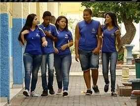Estudantes de escolas públicas de Cabo Frio participam de festival de cinema no Rio - Alunos produziram curta-metragens com temas do cotidiano deles.