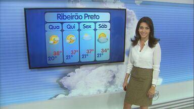 Veja como fica o tempo na região de Ribeirão Preto - Sol predomina e máximas chegam à casa dos 30 graus em grande parte das cidades da região.