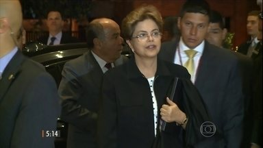 Presidente Dilma vai à Colômbia para ampliar acordos comerciais com o país - No encontro com o presidente colombiano, Juan Manoel Santos, serão firmados acordos de investimento, comércio, agricultura, educação e pesquisa científica.