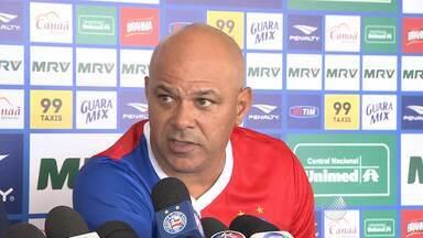 Charles Fabian comenda primeiro treino e Bahia deve ter mudanças - Confira as notícias do tricolor baiano.