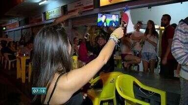 Comentarista de esporte do ES destaca a derrota do Brasil - Confira a agenda esportiva para o fim de semana.
