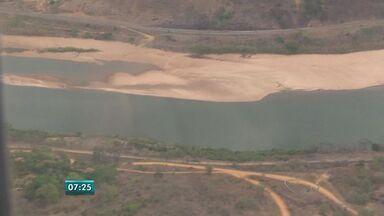 Sobrevoo mostra regiões mais atingidas pela seca no ES - Imagens mostram a situação em Colatina, Ecoporanga, Pinheiros e Boa Esperança.