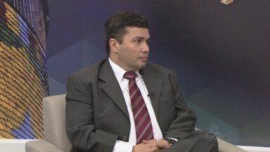 Secretário de segurança fala sobre operações policiais realizadas no AM - Sérgio Fontes concedeu entrevista ao Bom Dia Amazônia.