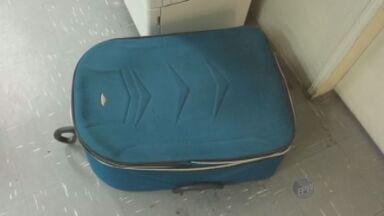 Homem é preso com maconha dentro de mala na rodoviária de Campinas - Segundo a Polícia Militar, a mala continha 41 tabletes de maconha, o equivalente a cerca de 50 kg,
