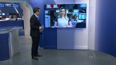 Confira os destaques do G1 no TEM Notícias - Juliana Barrivieira traz informações do G1 desta sexta-feira (9) para o TEM Notícias.