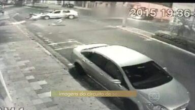 Levantamento diz que reduziu o número de mortes em acidentes de trânsito no interior de SP - Um levantamento da Secretaria de Segurança Pública mostrou que o número de mortes no interior de São Paulo diminuiu 18% nos primeiros oito primeiros meses deste ano.
