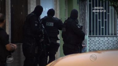 81 pessoas são presas na Operação Brasil Integrado em Sergipe - 81 pessoas são presas na Operação Brasil Integrado em Sergipe.