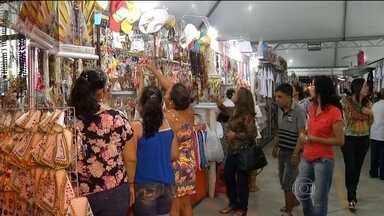 Comércio vive dias de movimento alto no norte do país - As festividades do Círio de Nazaré, em Belém, atraem muitos turistas impulsionando o comércio na região.