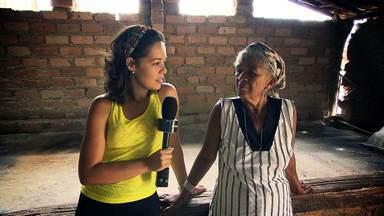 A equipe do Mosaico visita a comunidade quilombola de Remanso em Lençóis - Acompanhada do guia Delvan nossa equipe mostra um pouco do dia a dia dos quilombolas de Remanso