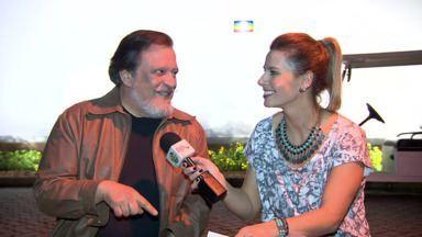 Quiz com Luís Melo - Testamos os conhecimentos do ator sobre o universo feminino, já que o personagem dele, em Além do Tempo, vive cercado por mulheres.