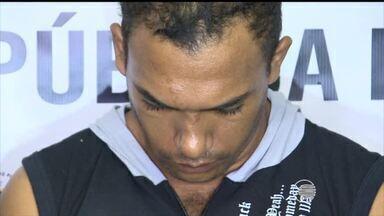 Preso homem suspeito de ter matado quatro pessoas em chacina no Piauí - Preso homem suspeito de ter matado quatro pessoas em chacina no Piauí