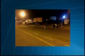 Polícia divulga balanço de operação em Nova Serrana - Ação foi realizada nesta sexta-feira (9). Seis veículos foram removidos para pátios credenciados.